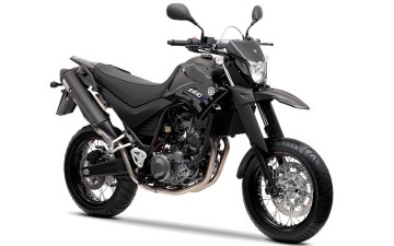Yamaha XT 660 or similar