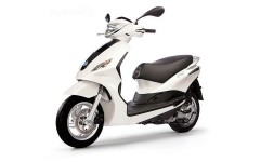 Piaggio Fly 50 or similar