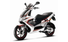 Piaggio Runner 50 or similar