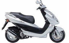 Kymco B&W 50cc 9ps or similar