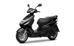Yamaha Cygnus 125 or similar